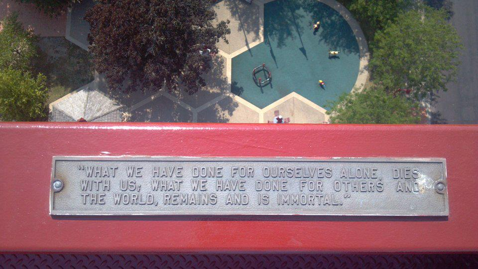 Tower Quote