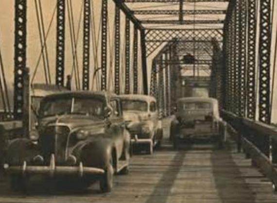 Upper Free Bridge Traffic