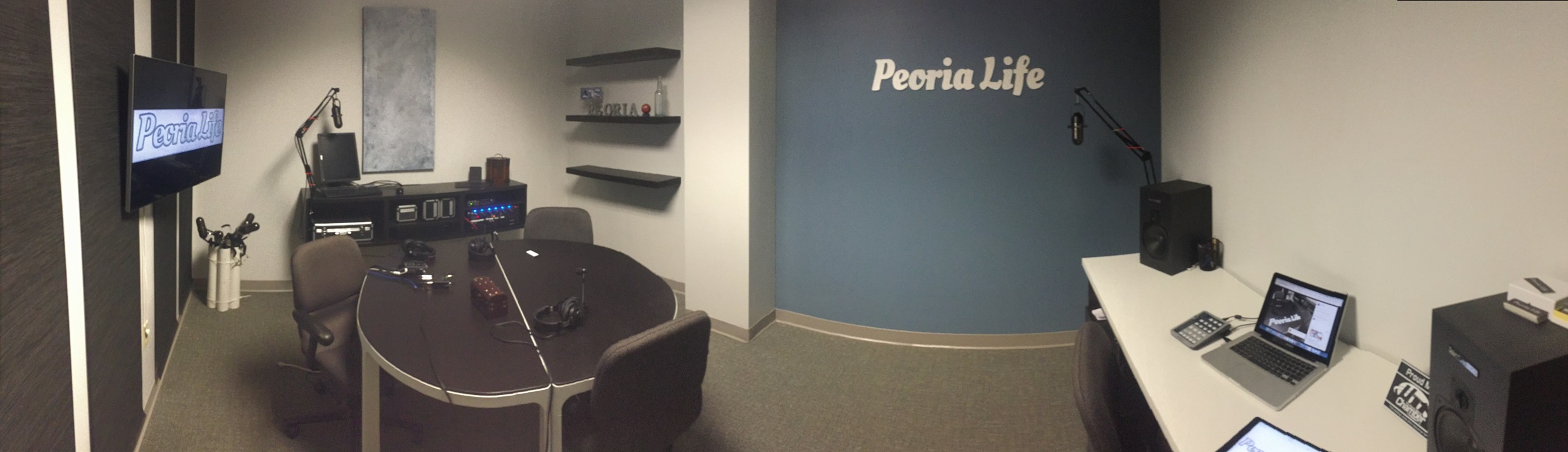 Peoria Life is a product of Widecast Inc.