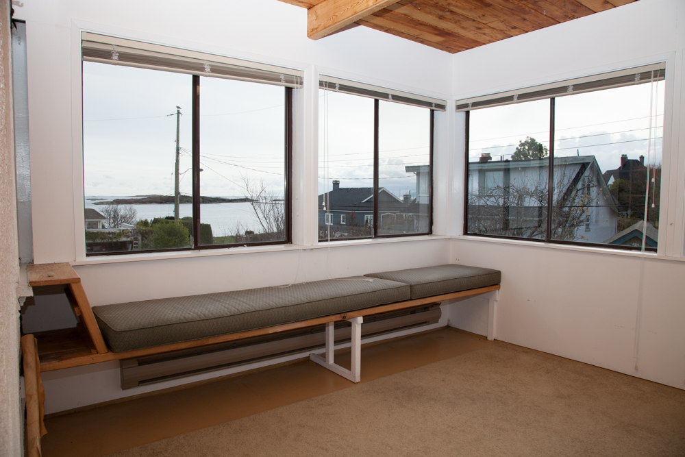 Sunroom: South View