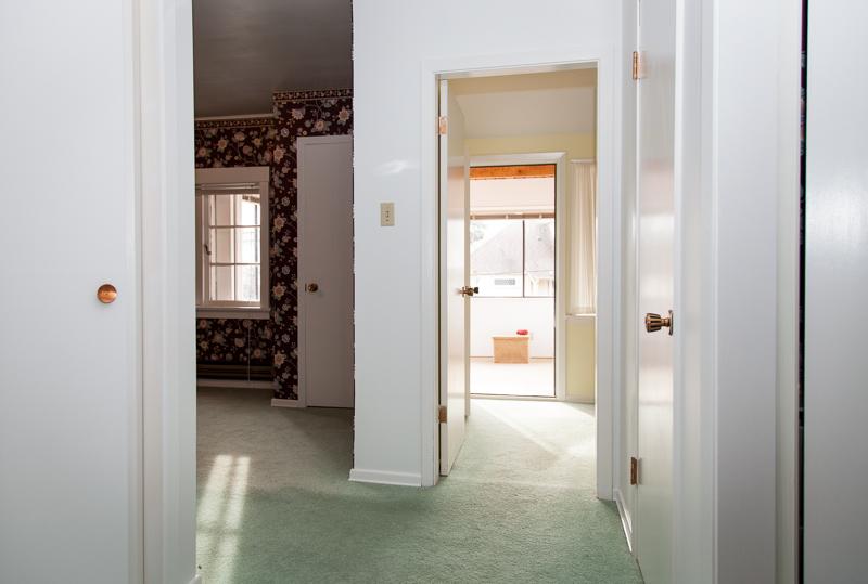 Hallway to Sunroom