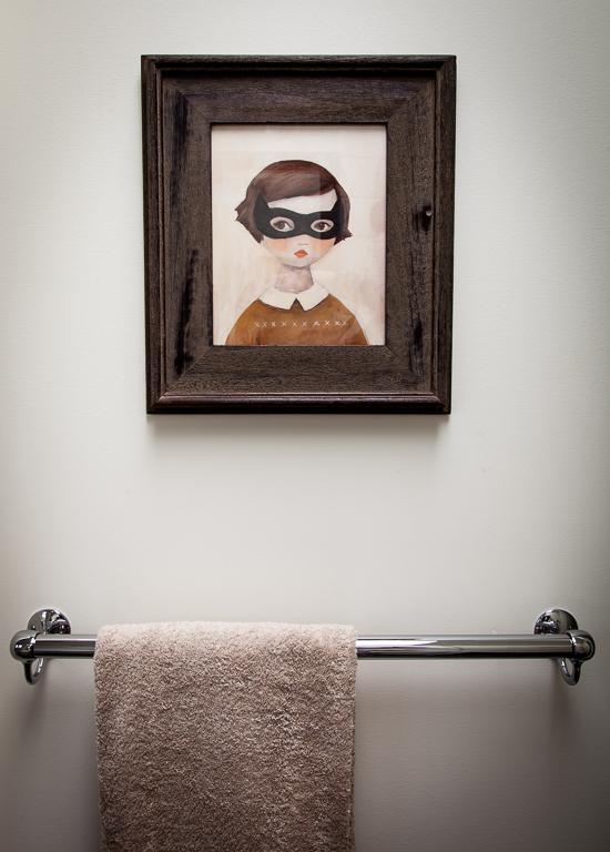 print in kiddo's bathroom: thehousediaries.com