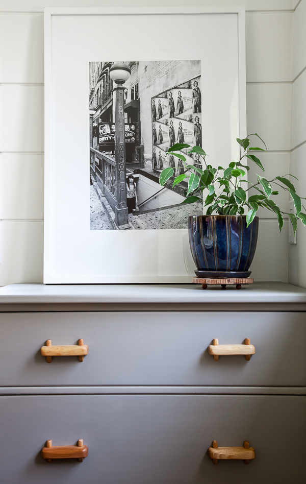 Breakfast Nook: Cabinet Detail