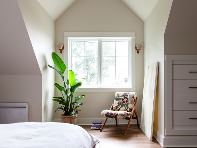 dormer nook: thehousediaries.com