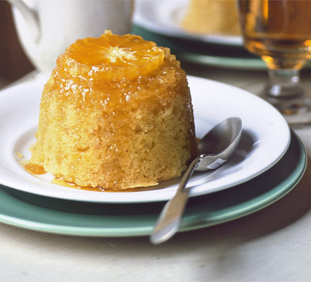 sticky clementine and ginger puddings bbc goodfood.jpg