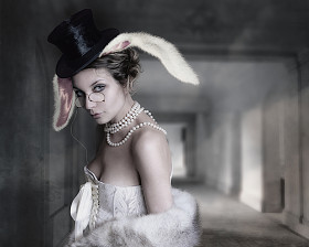Be a deliberate version of a character for Halloween. Photo by Olena Chernenco/Vetta/Getty Images, Licensed to Eye On Life Magazine, 2011, All Rights Reserved