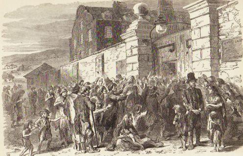 Potato Famine In Ireland