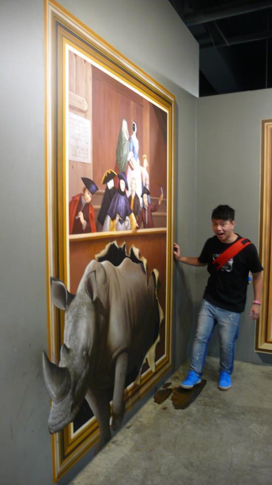 Photo Source: Chunyin Jonathan Chan © Jonathan finds himself stepping in something foul.