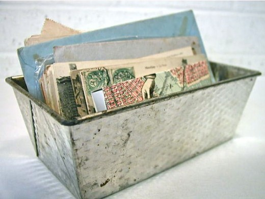 vintage metal bin for your mail tray.jpg