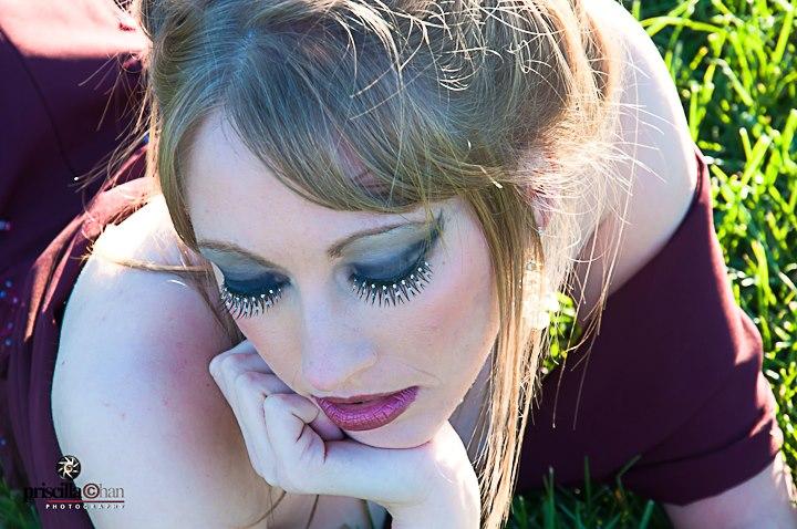 Actress and model Keri Rae - Priscilla Chan Photography© 2012