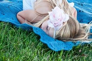 Sleeping girl - Priscilla Chan Photography© 2012