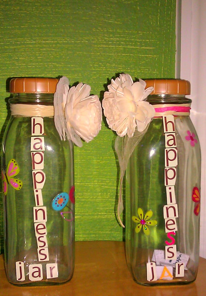 Laura's Happiness Jar