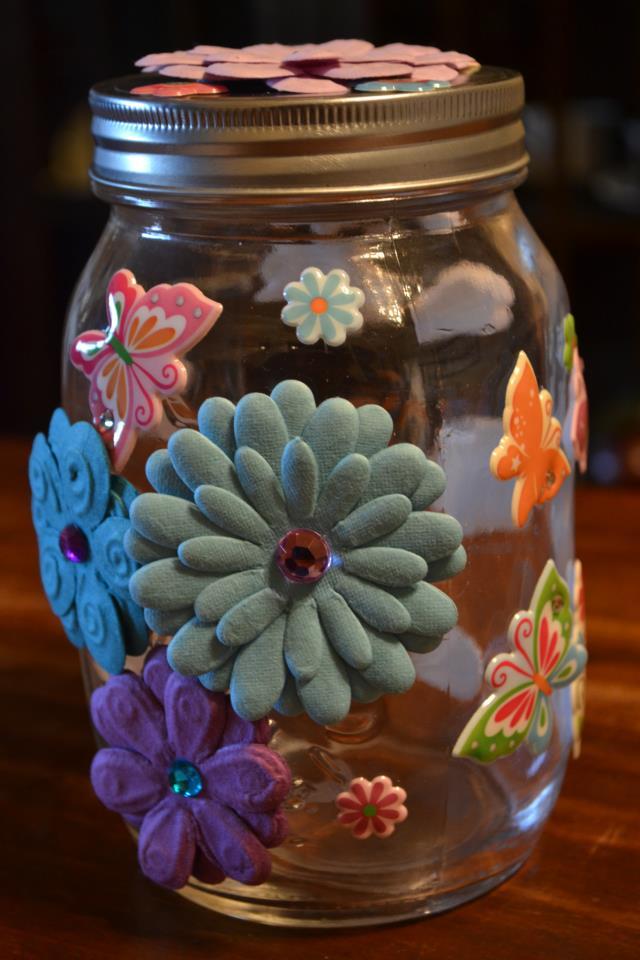 Victoria's Happiness Jar