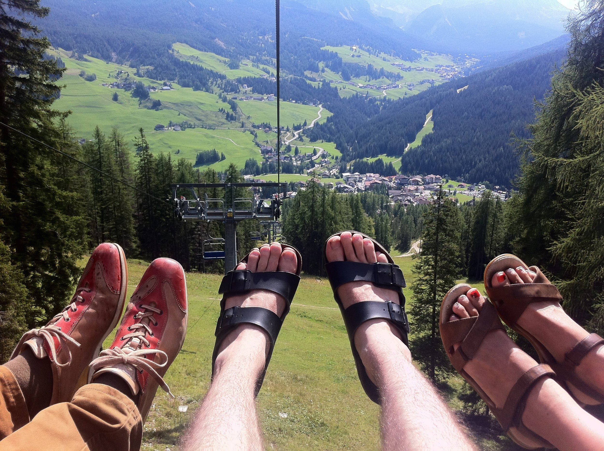 """EntreTemps"" in Val Badia"