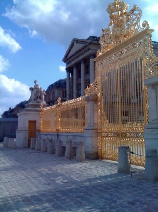 """Era la notte"" in Versailles"