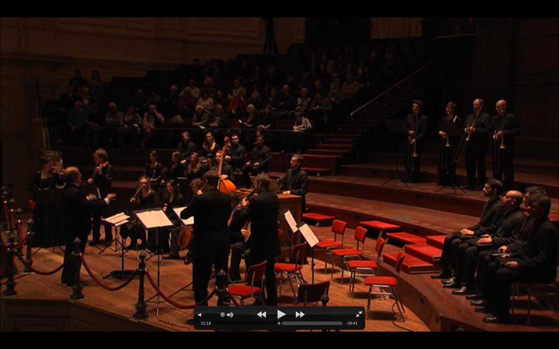 Monteverdi-Vesper in Basel und Amsterdam