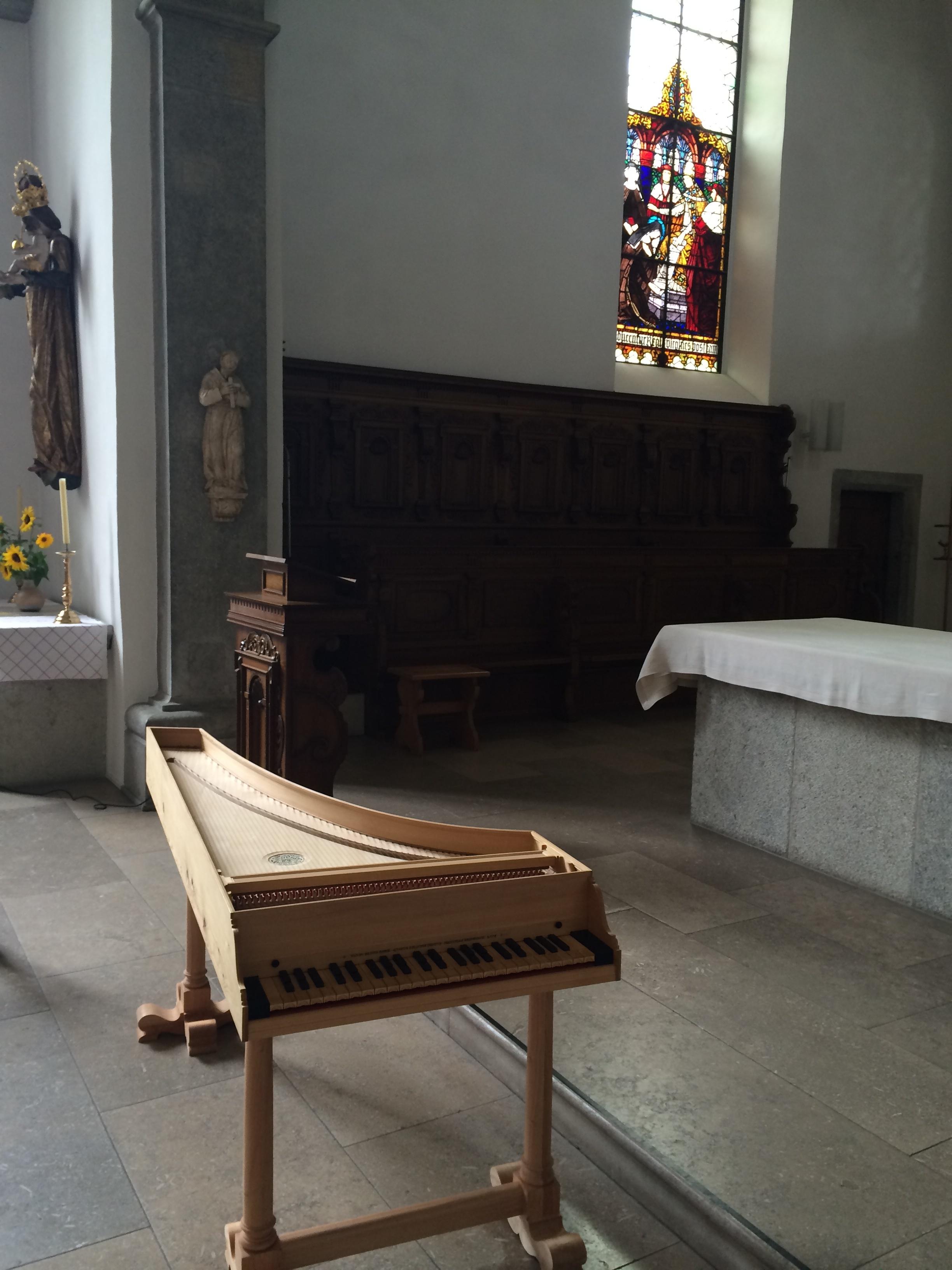 """Konzert in der Reihe """"Musica Fermata"""", Solothurn"""