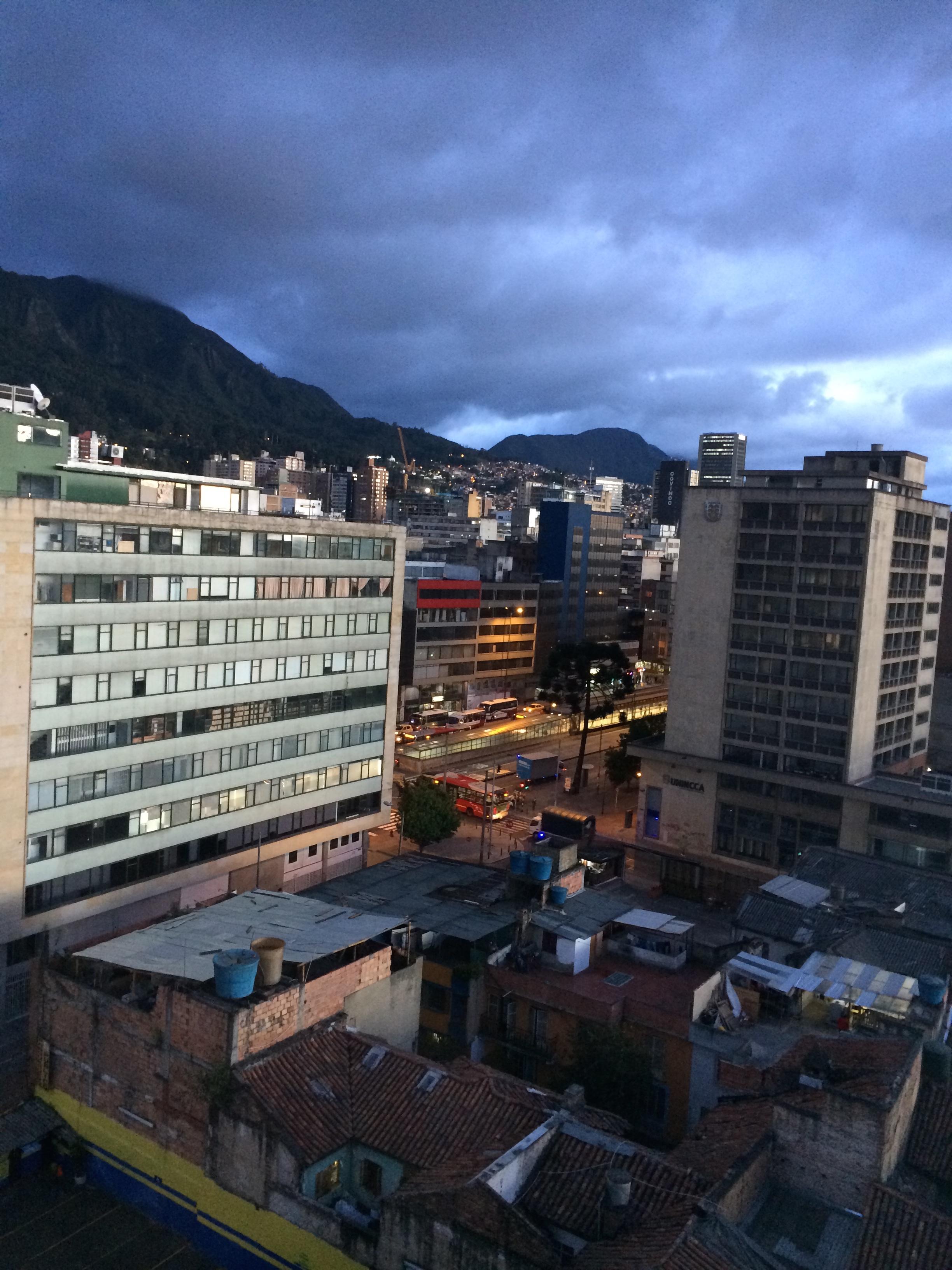 Unterricht in Bogotá