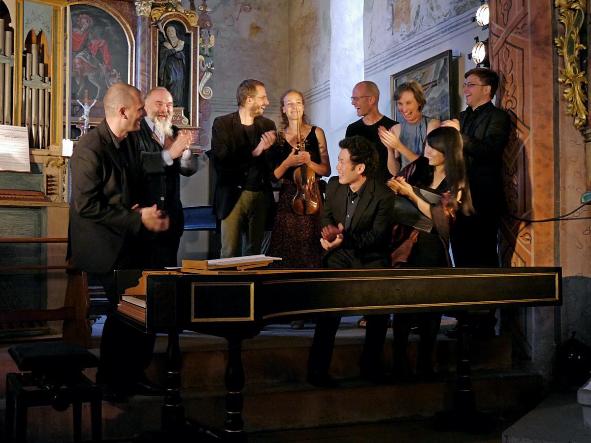 Abschlusskonzert am Festival des Claviersalons Miltenberg