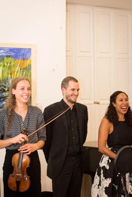 Konzert mit Eva Saladin und Marisol Montalvo