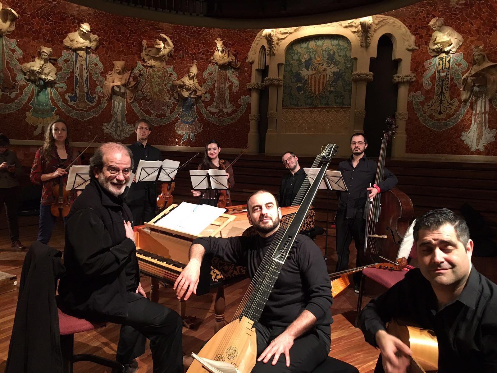 Monteverdi-Tour: Barcelona