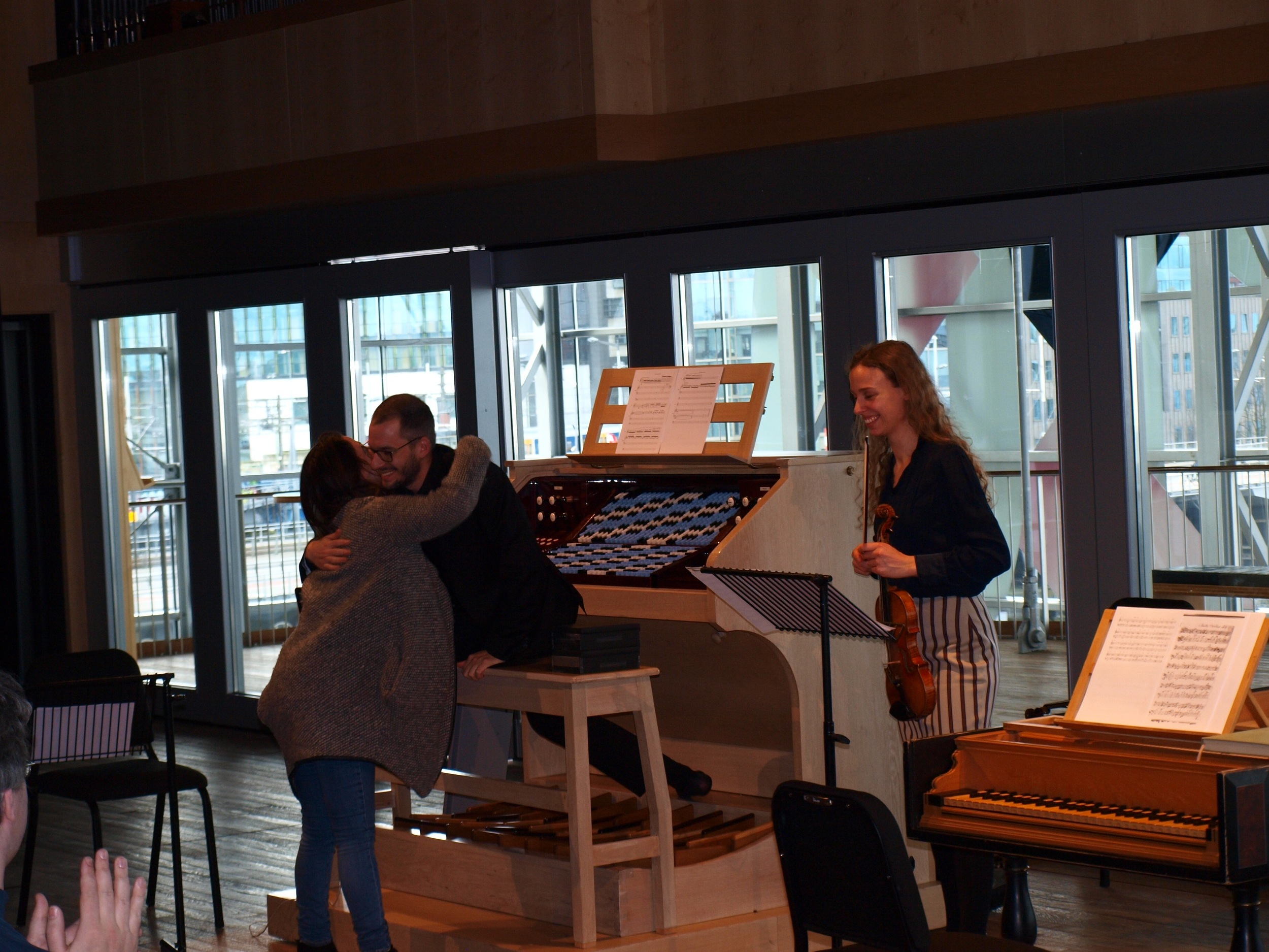 Rezital Fokker-Orgel
