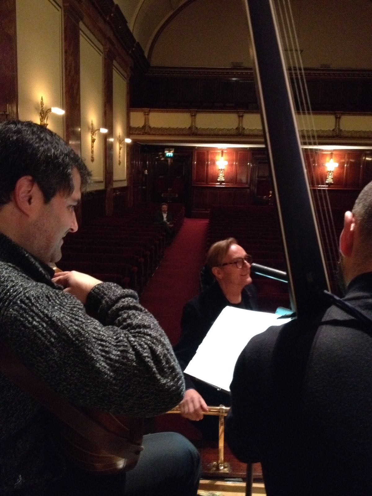 Monteverdi-Tour: London