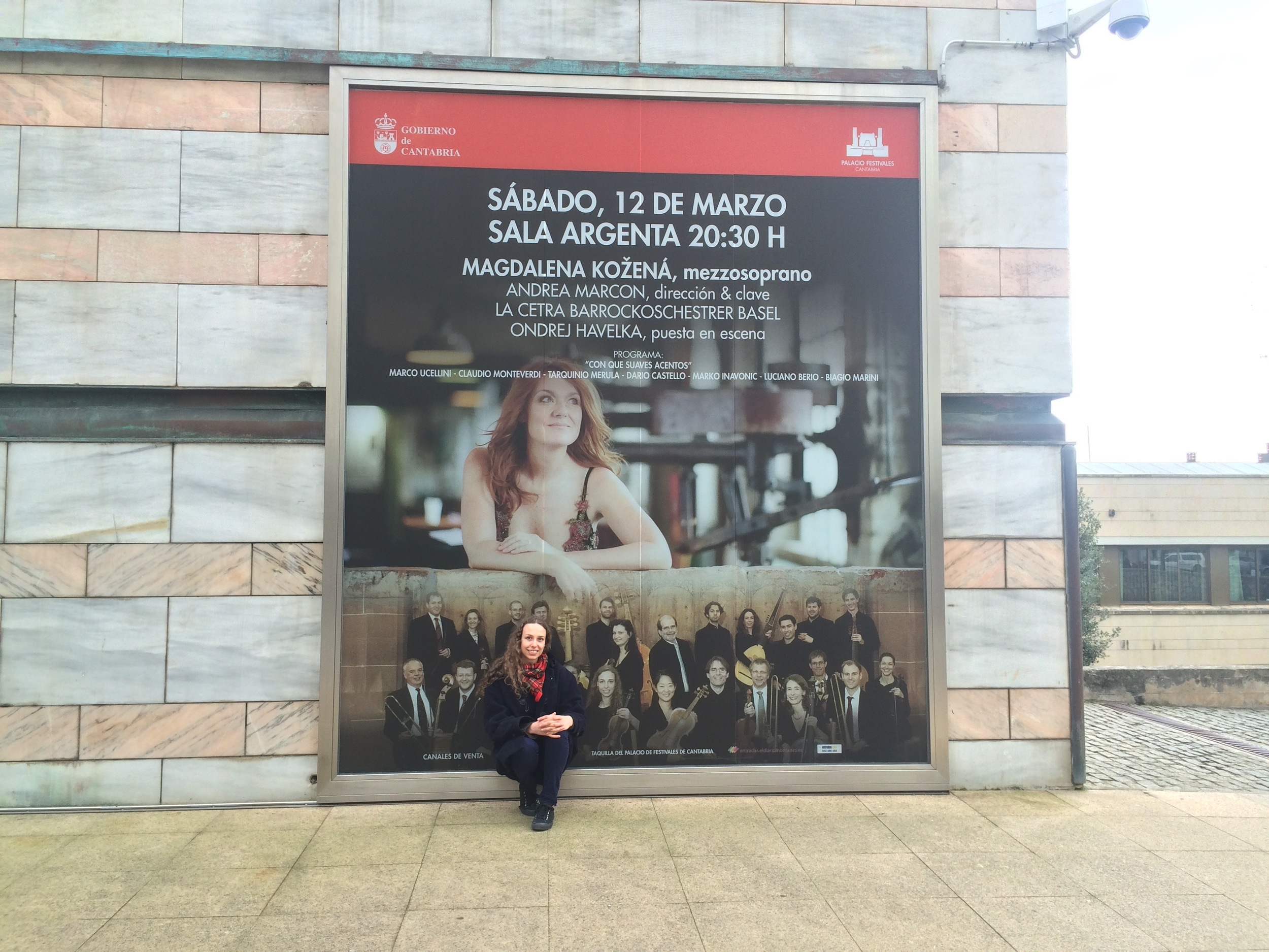 Monteverdi-Tour: Santander