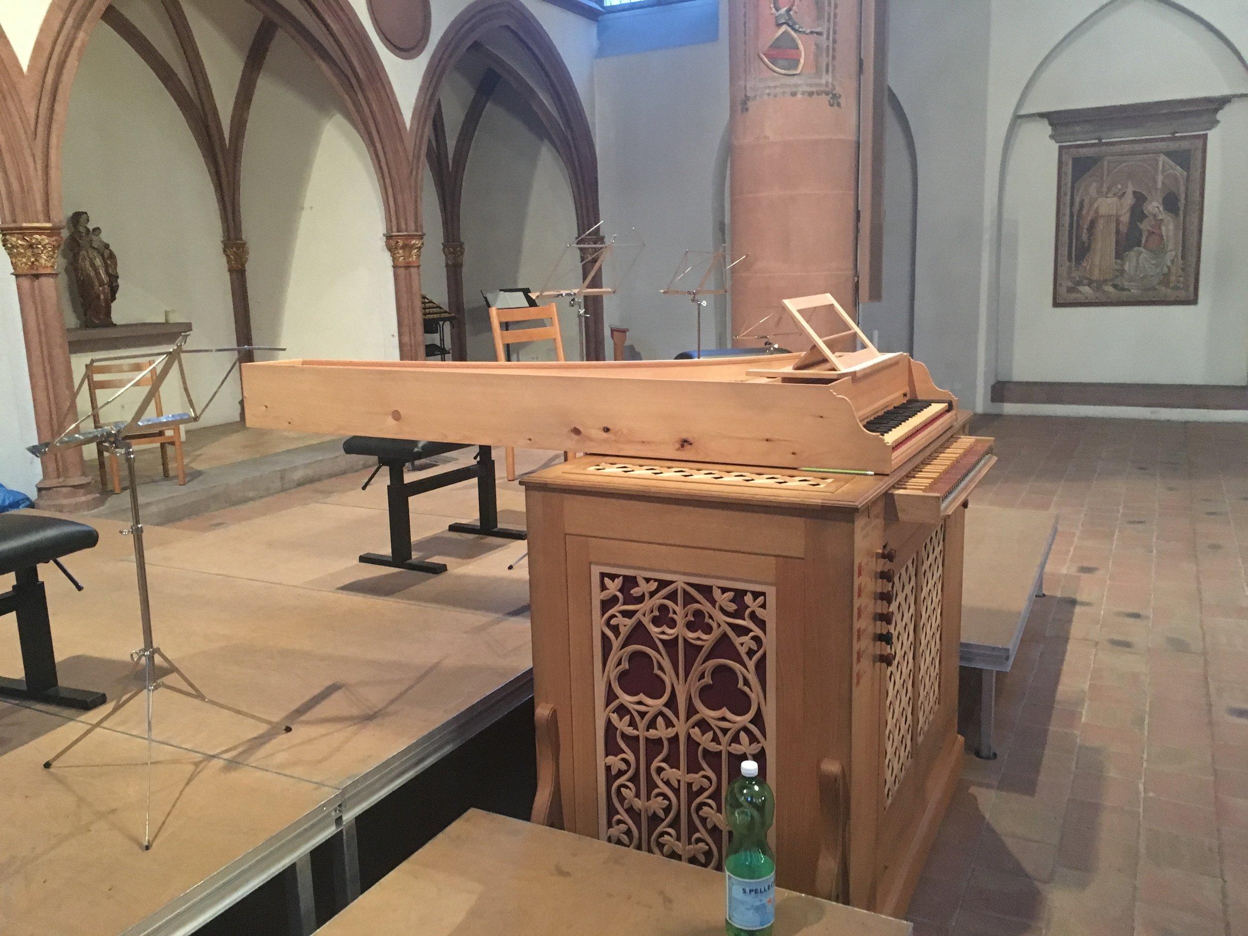 Abendmusiken in der Predigerkirche