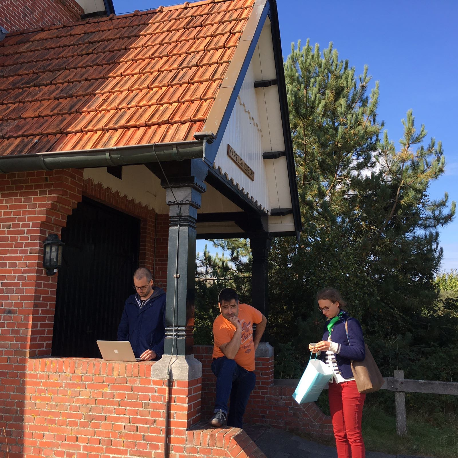 Il Profondo auf Schiermonnikoog
