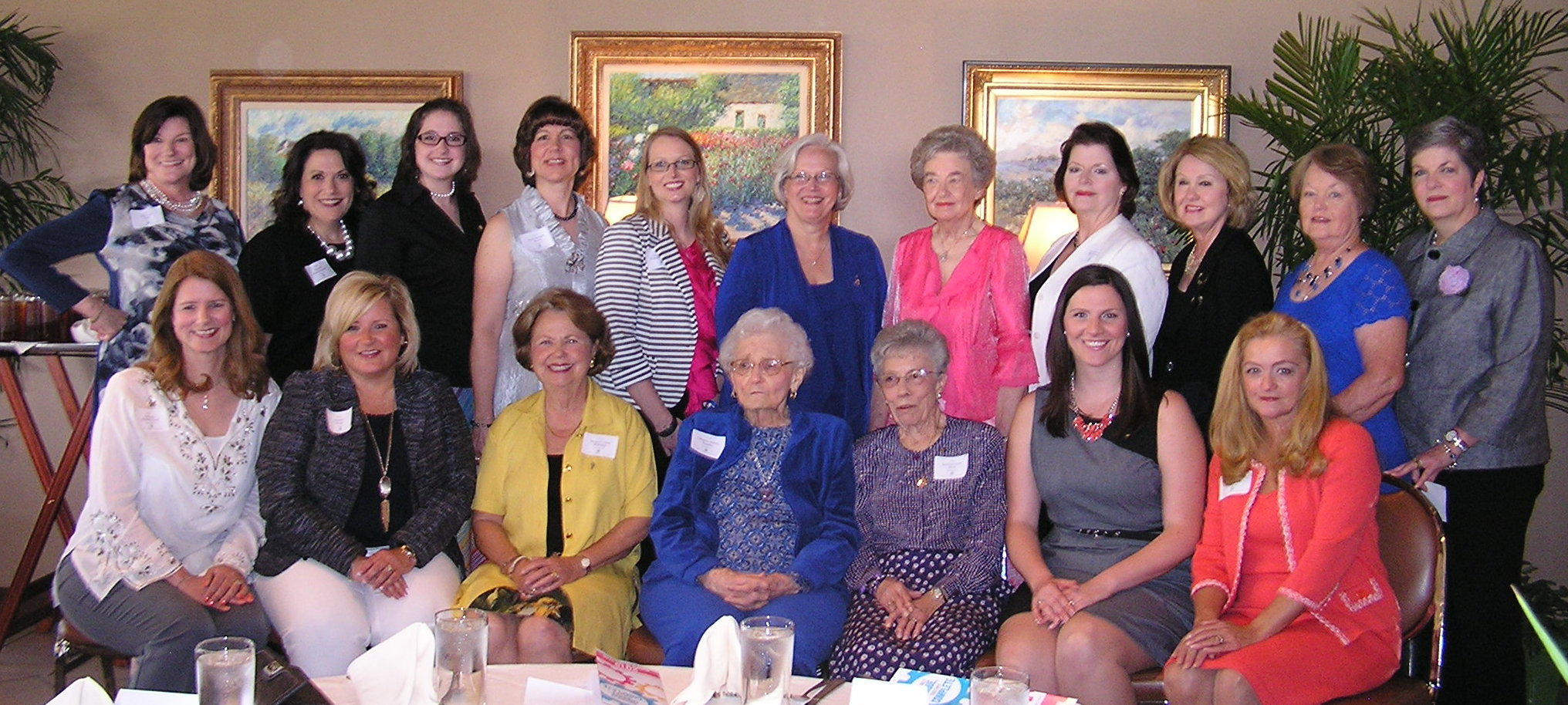 2015 Women of the Year Honorees