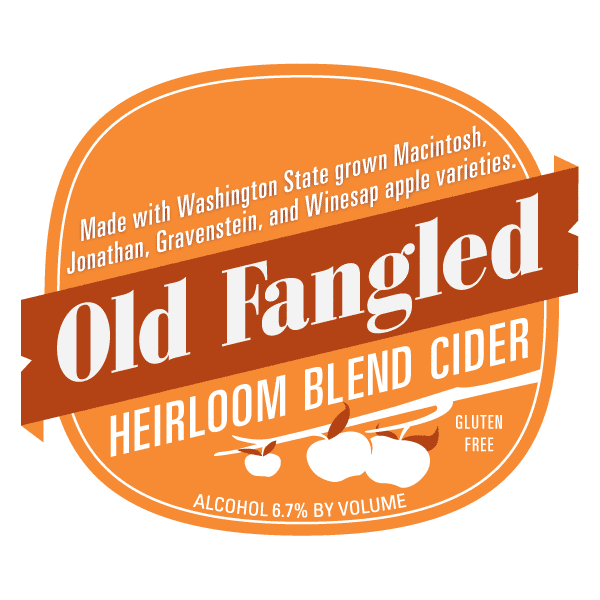 Old Fangled Heirloom blend cider from Whitewood Cider Co.   Check in on Untappd.
