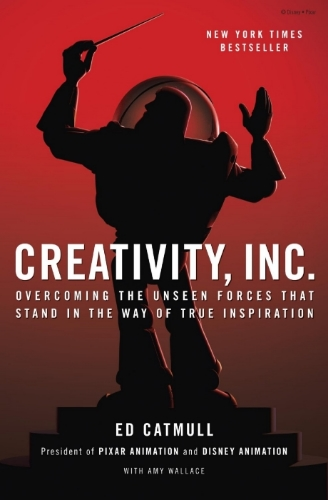 A book on educational leadership disguised as the history of Pixar.