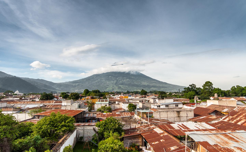 Day 1 -Antigua, Guatemala