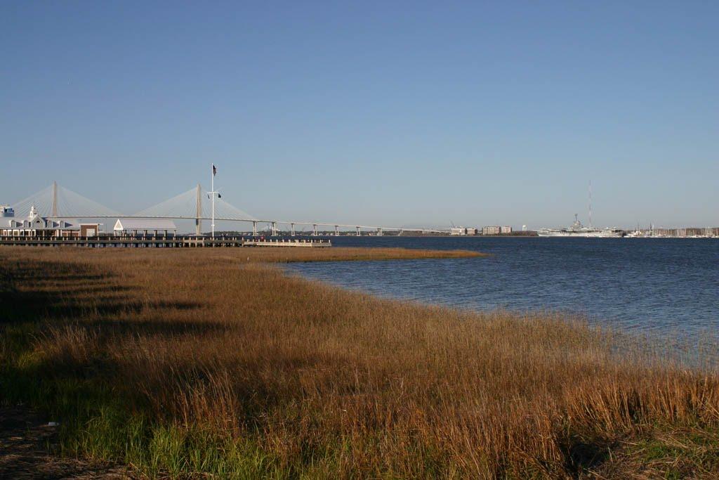 View of Charleston