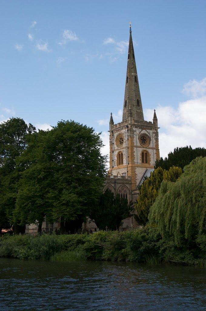 """Holy Trinity Church - """"Shakespeare's Church"""""""