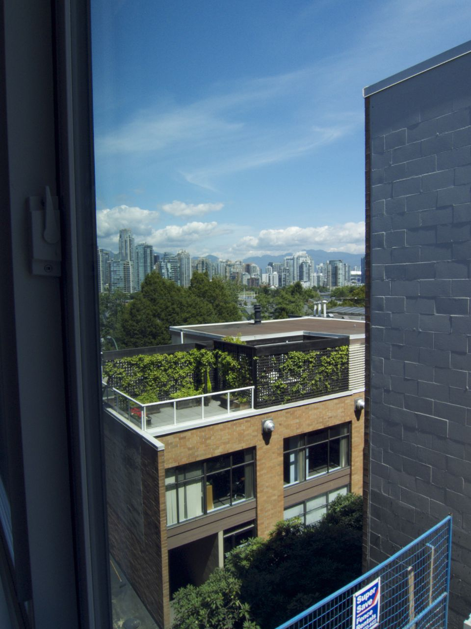 View from the Guest Bedroom