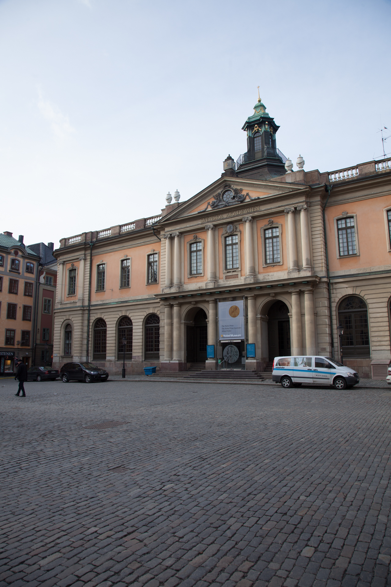 The Nobel Museum.
