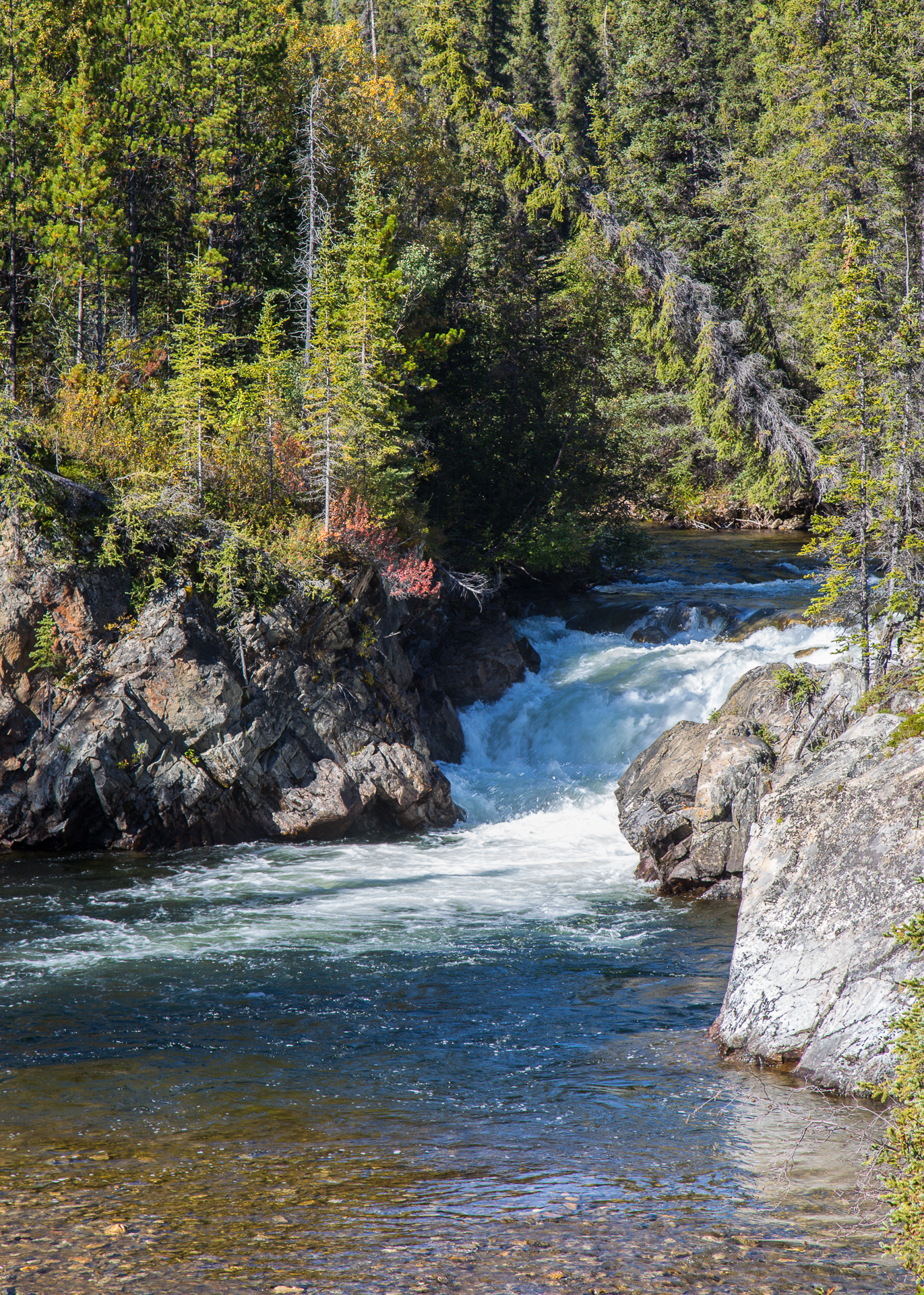 Rancheria Falls