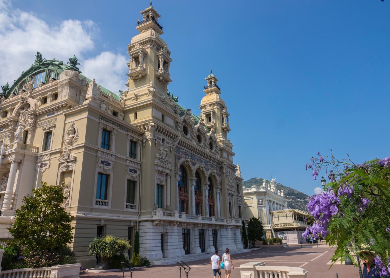 Casino de Monte-Carloin Monaco