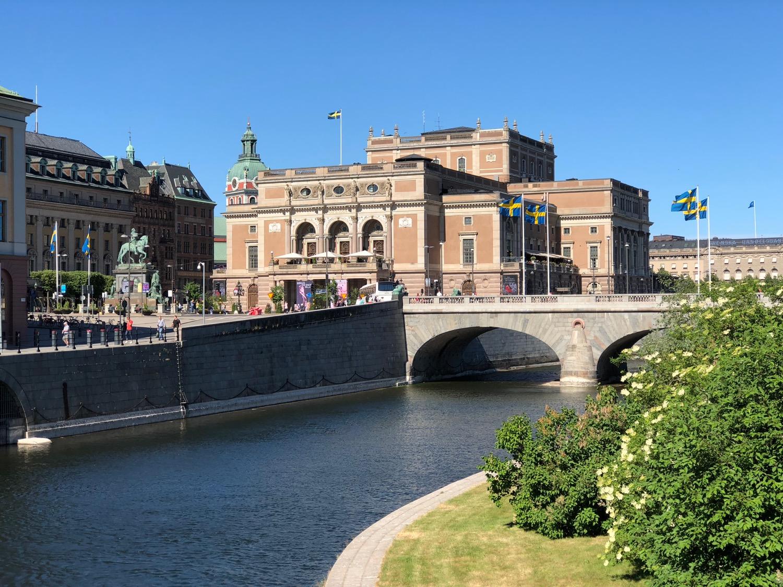 Stockholm, Sweden - June 2018
