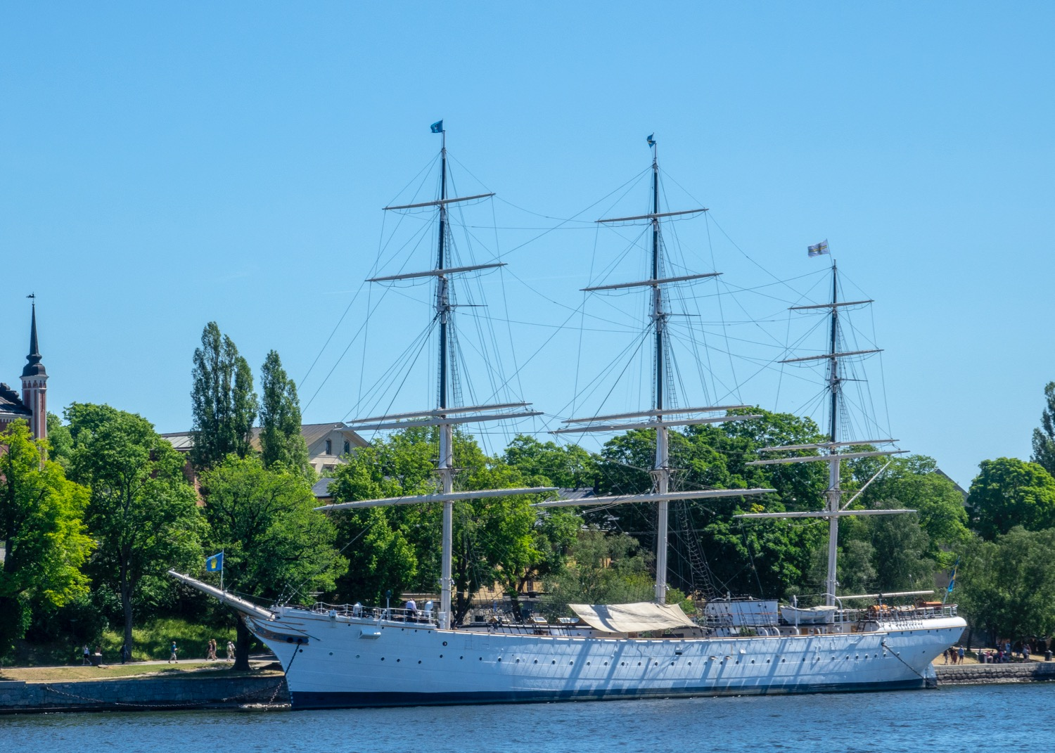 On the Water - The Stockholm waterfront