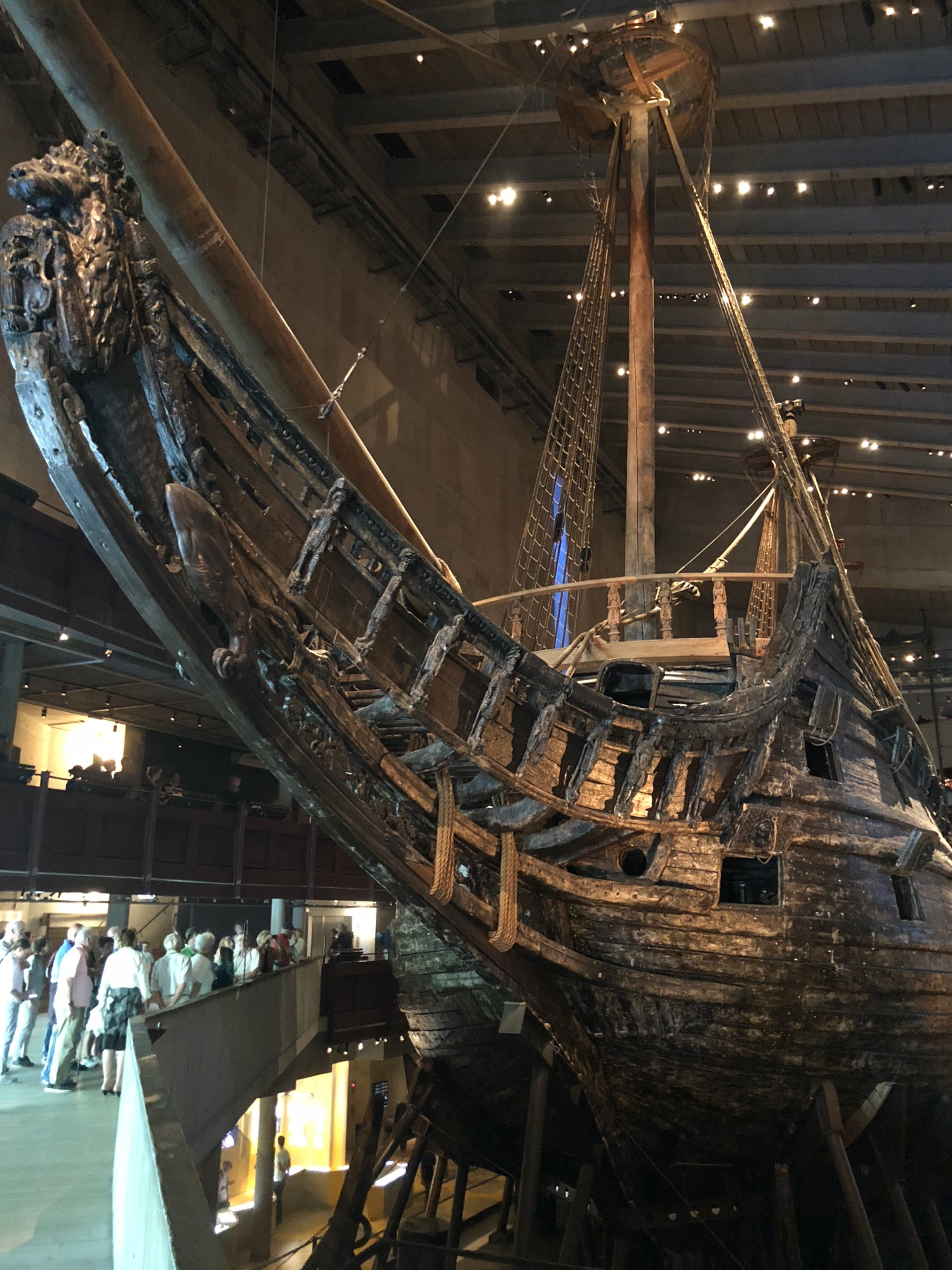 The Vasa - The coolest museum in Stockholm