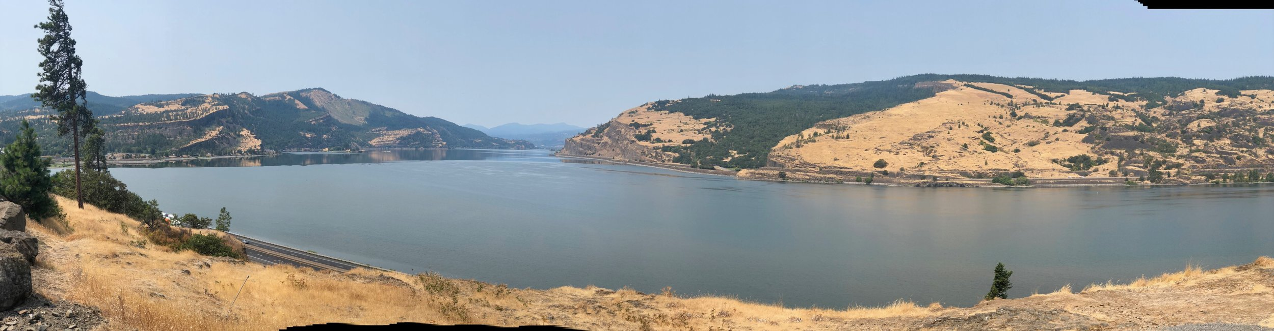 Views like this are why we come to Hood River.