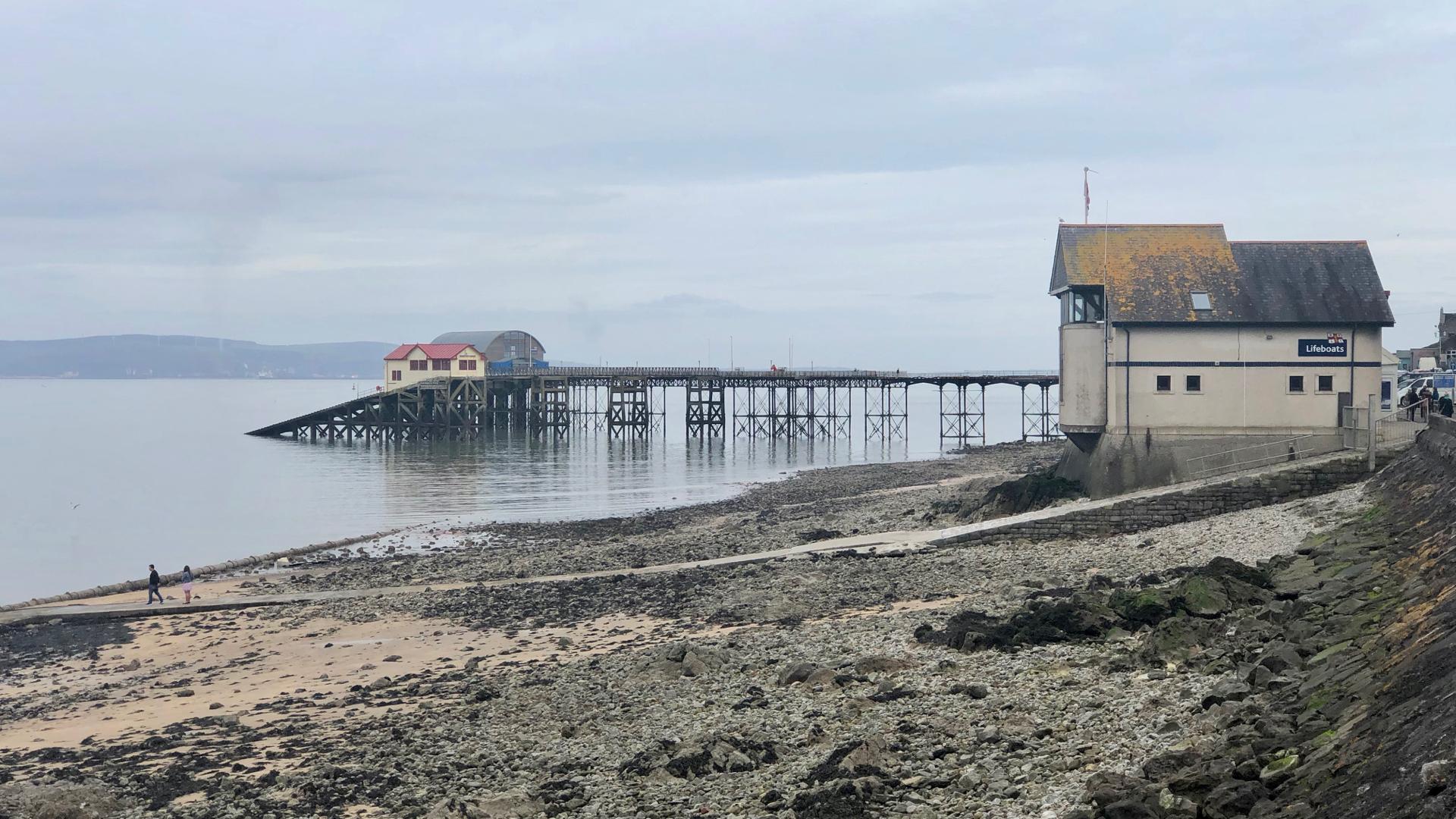 The Mumbles Pier