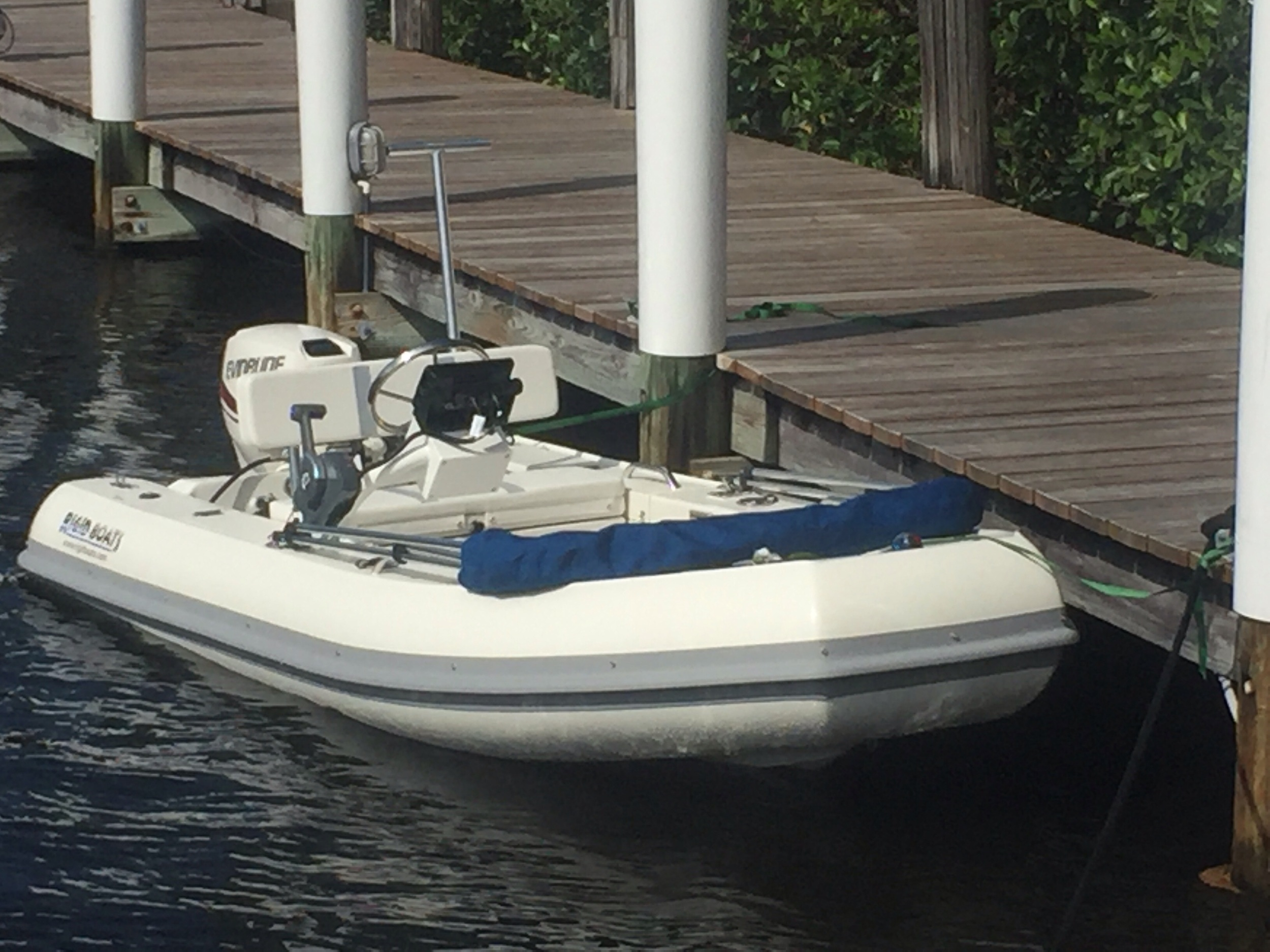 Rigid Boat's 12 foot sport tender