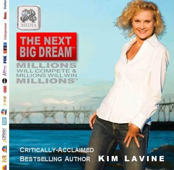 Kim Lavine The Next Big Dream Thumbnail 2013.jpg