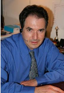 My agent Neil Bagg of Buchwald, who is NOTHING like Ari Gold