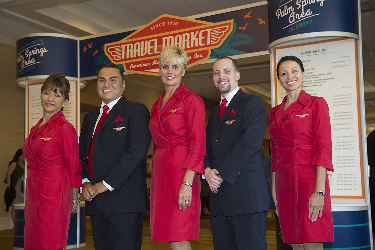 19-Sixties - 2016 was the first time AMG decided to do a theme branded event. Held in Palm Desert, which was notoriously known as the Rat Pack's old stomping ground the event adopted a 1960's theme to elicit an era where customer service was truly personal.