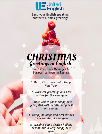Christmas Expressions.Top 5 Christmas Expressions For Your English Speaking